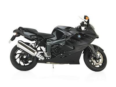 BMW super bike K1300 S all black color  image