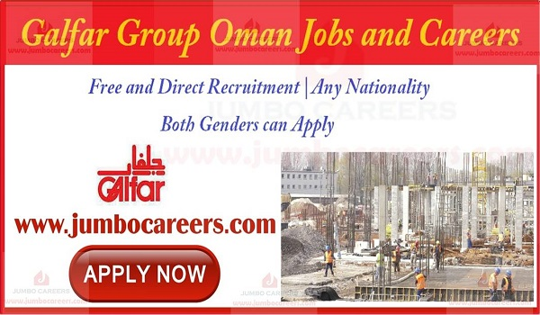 Show all Oman jobs vacancies, Urgent Oman construction company jobs,
