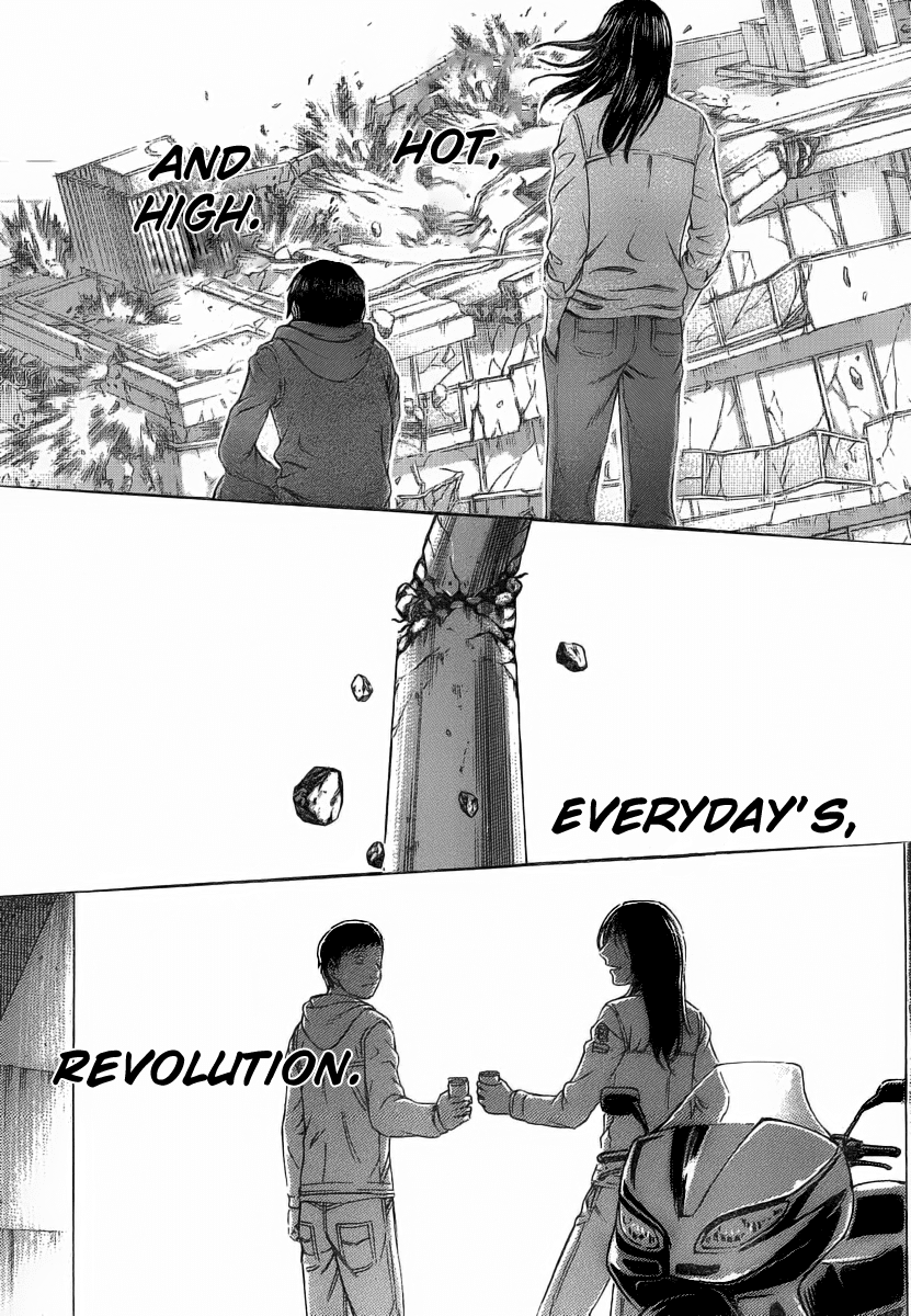 Destroy and Revolution - Chapter 21