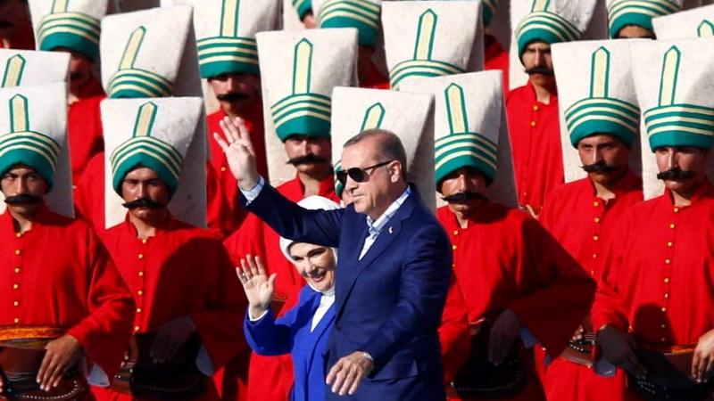 Η «Φαμίλια» Ερντογάν