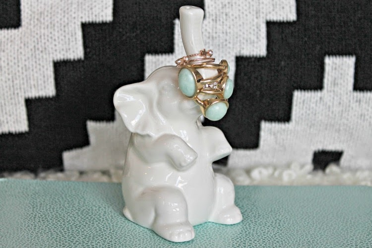 H&M Elephant Ring Holder