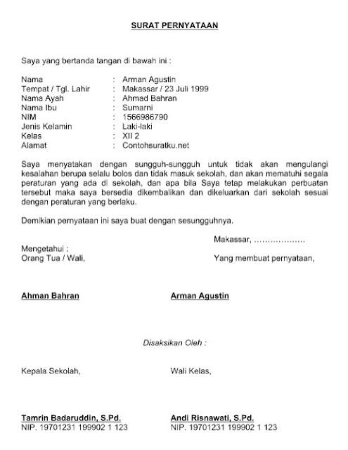 Contoh Surat Perintah Dari Atasan Kepada Bawahannya Format Word