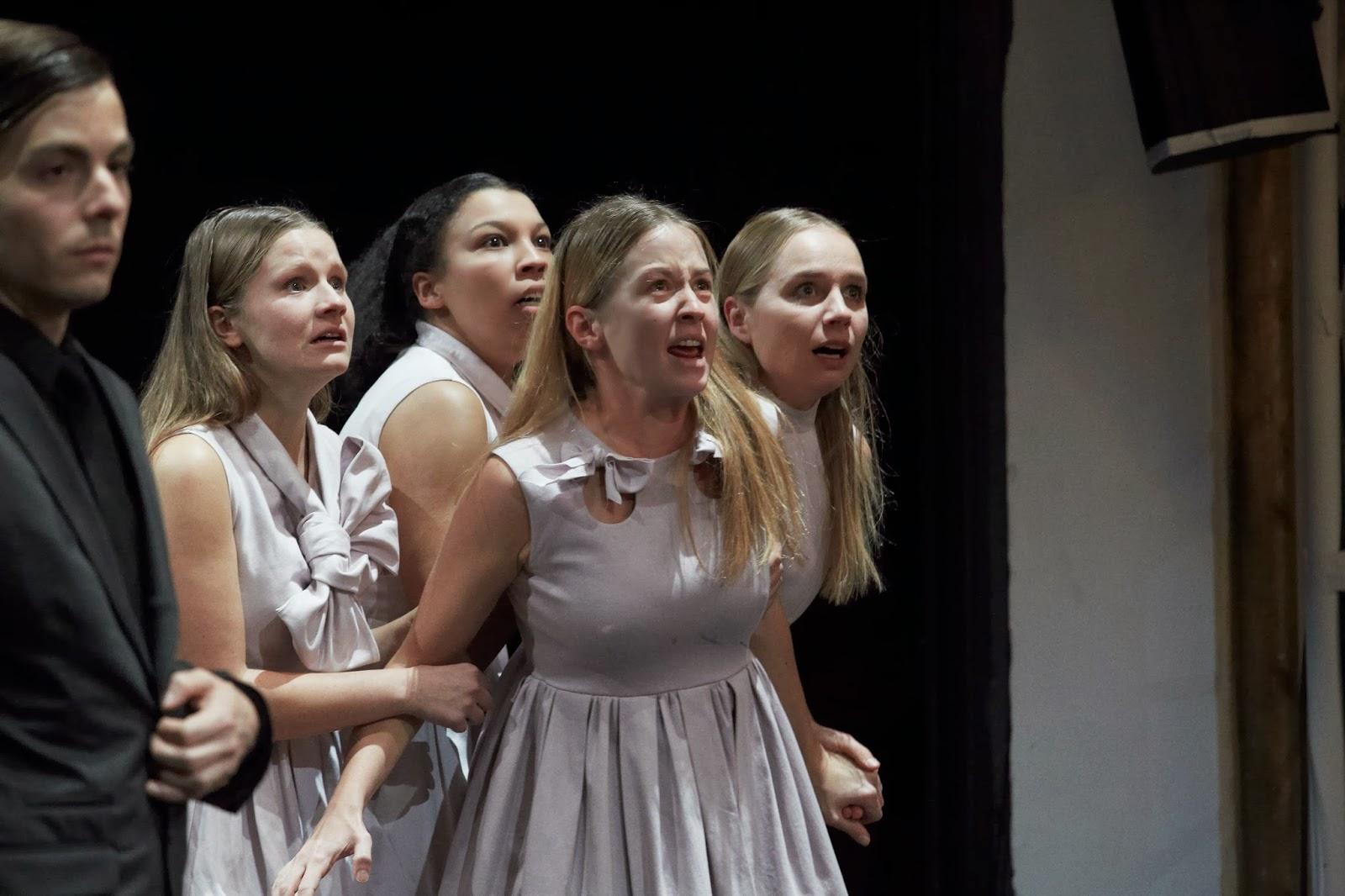theater hexenjagd arthur miller aktuell