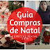 VLOG COMPRAS DE NATAL 2018 - NOVIDADES DE DECORAÇÃO | Especial Natal 2018