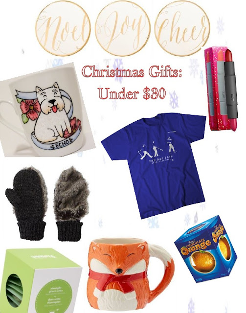 Christmas gift guide for friends and family