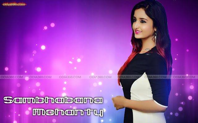 Sambhabana Mohanty Hot Odia Actress HD Wallpaper Download