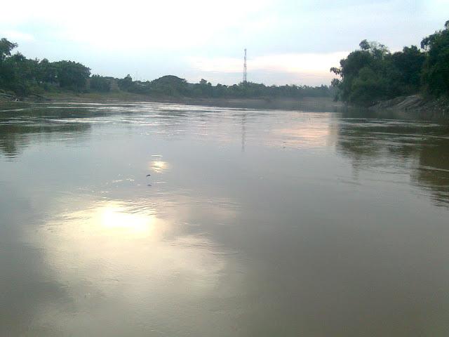 sungai bengawan solo -Sungai Terpanjang di Indonesia