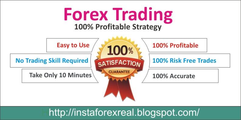 Trading forex no loss