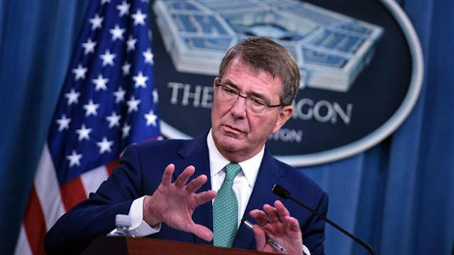 US Defense Secretary Ashton Carter visits Turkey to discuss battle against Daesh (ISIL) terrorist group in Iraq and Syria