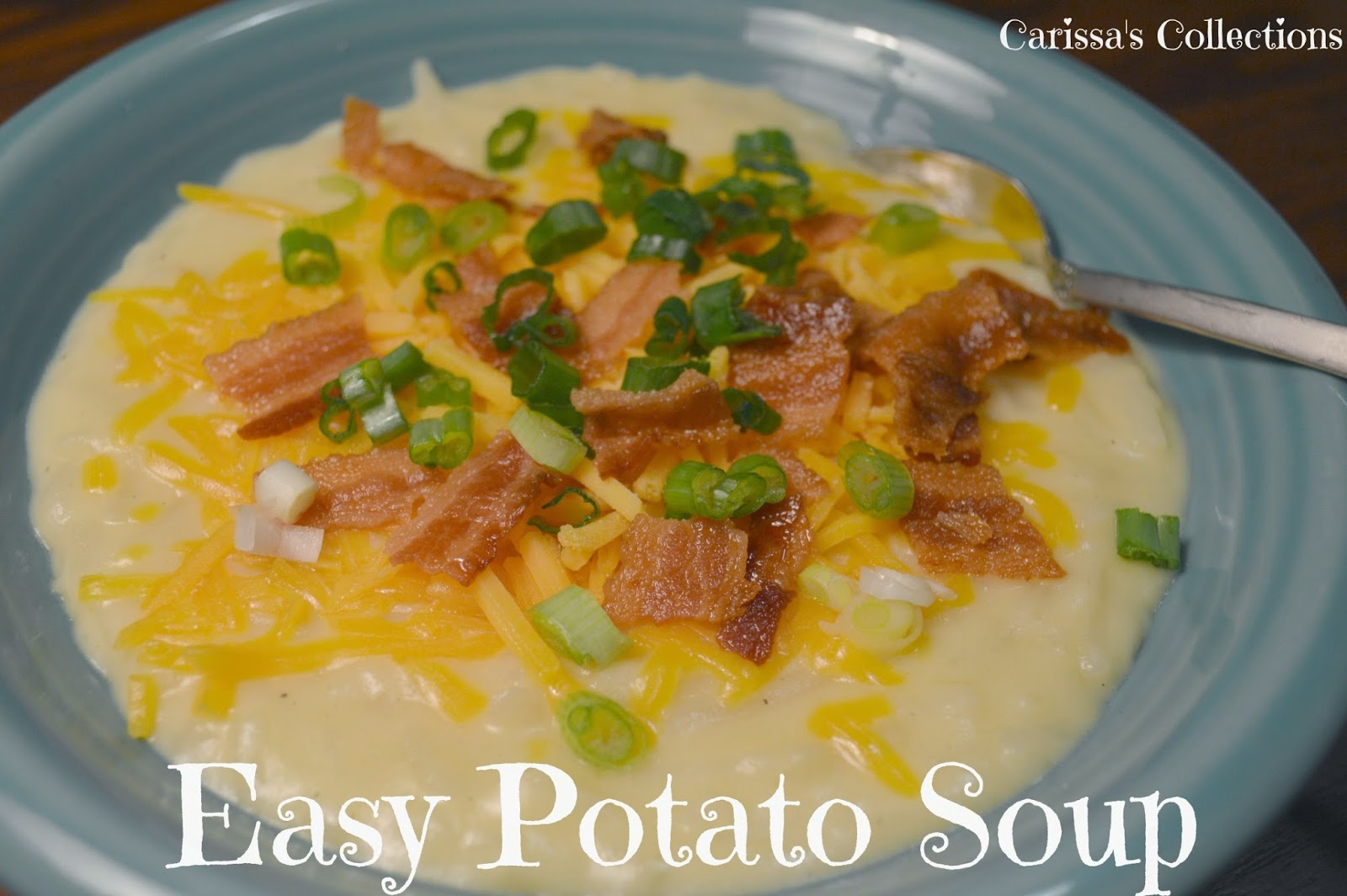 How To Cook Potato Soup Easy