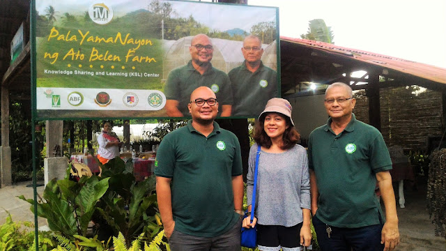 Ato Belen's Organic Farm in San Pablo: Where You Can Get Organic Fertilizers