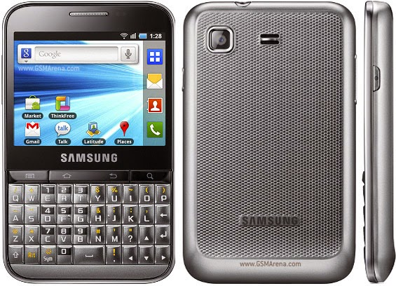 Samsung B7510 Galaxy Pro Firmwares  Download