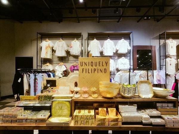 Experiential Shopping at Kultura Filipino