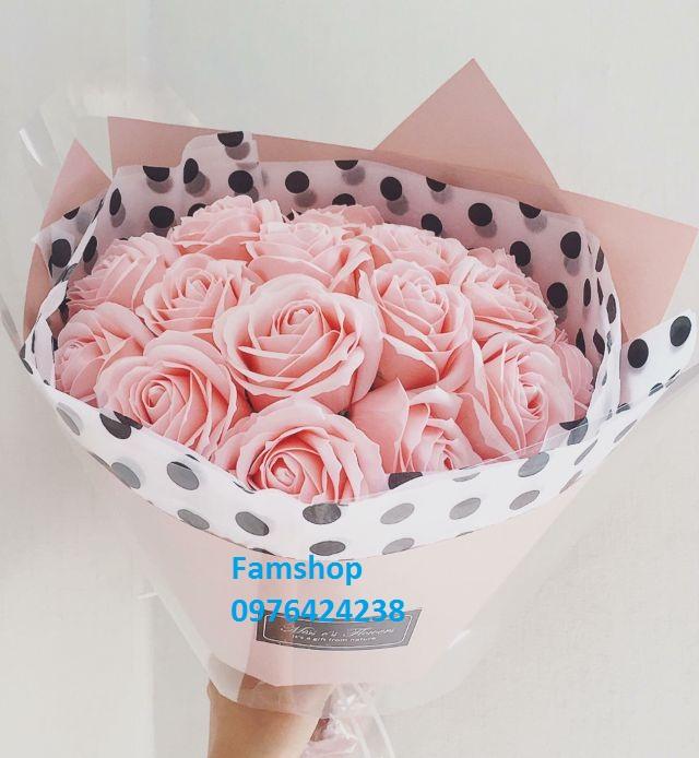 Hoa hong sap thom vinh cuu o Vạn Phúc