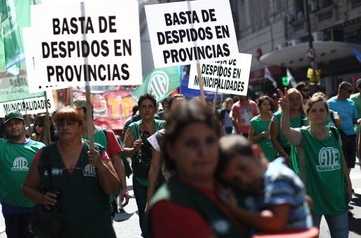 Más de dos mil periodistas argentinos despedidos en 2016