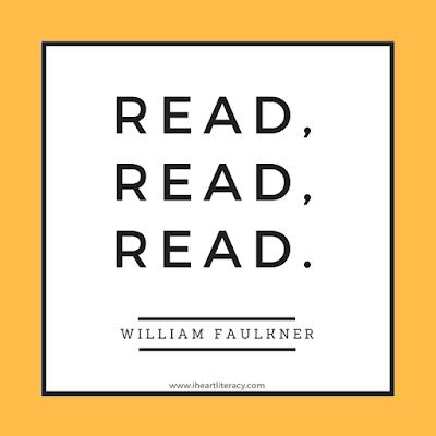 Read, read, read.