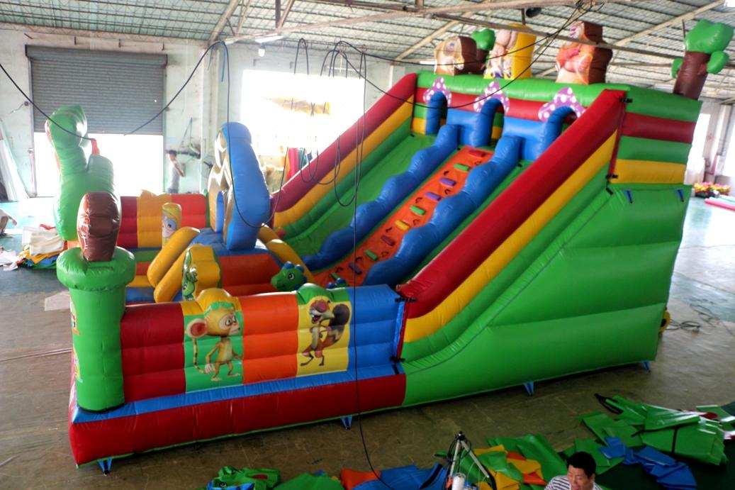 rumah balon | istana balon | balon loncat 2