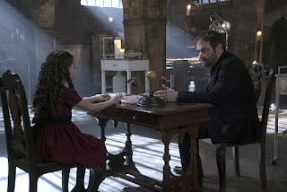 "Mark Sheppard as Crowley in Supernatural 11x03 ""The Bad Seed"""