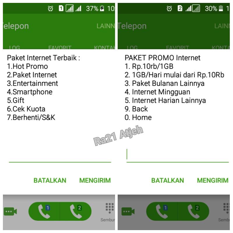 Image Result For Cek Paket Internet Axis