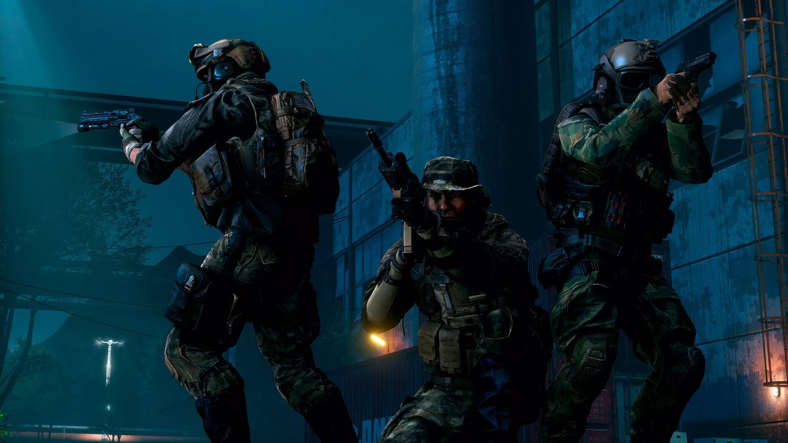 Muitas novidades no mês de novembro para Battlefield 4 e Battlefield Hardline