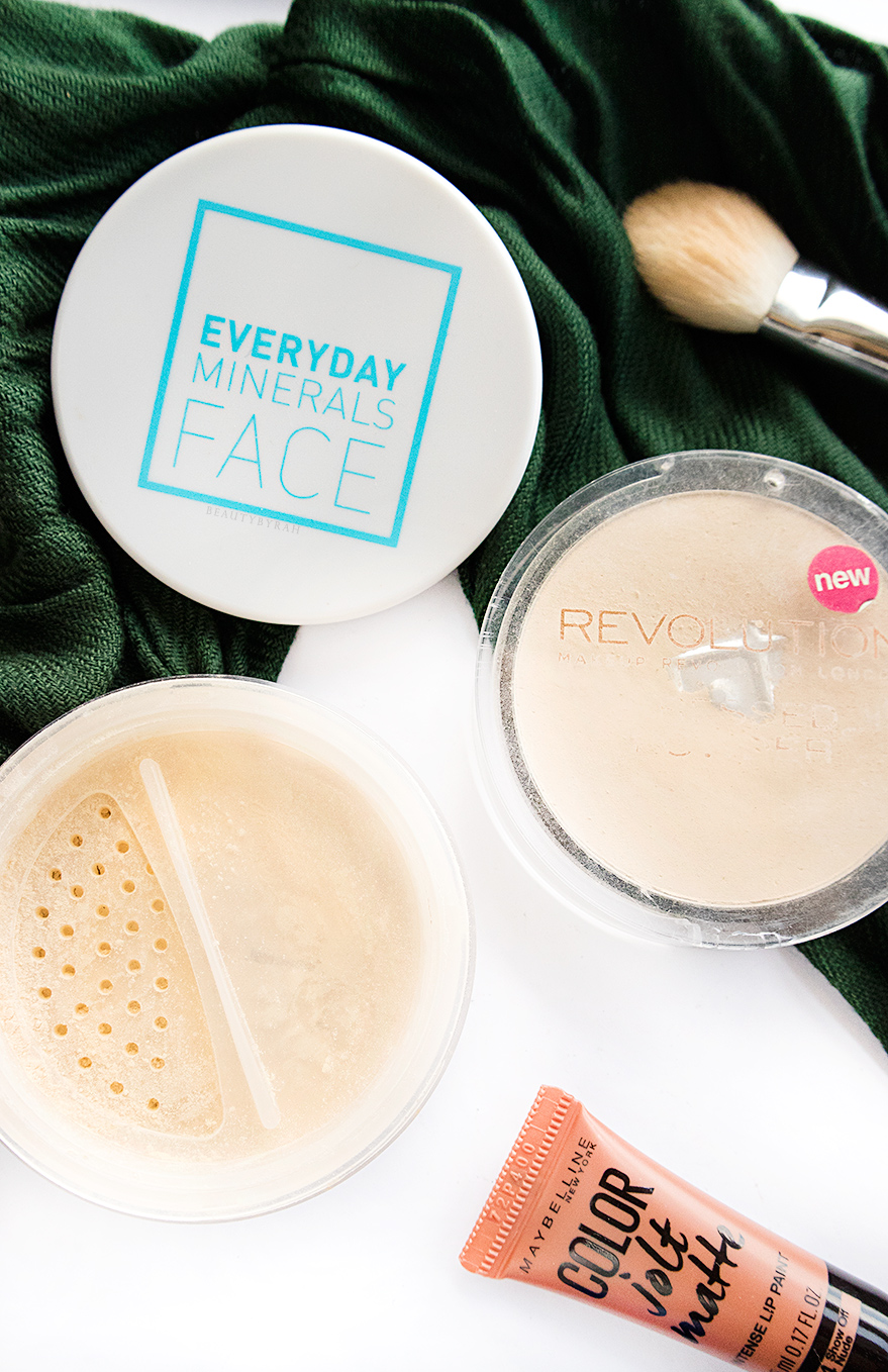 Everyday Minerals Finishing Dust Review