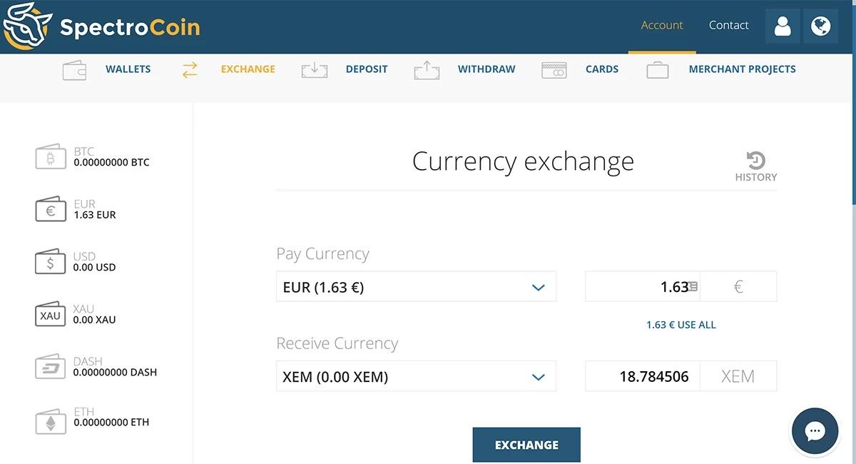 spectrocoin, spectrocoin exchange, spectrocoin wallet