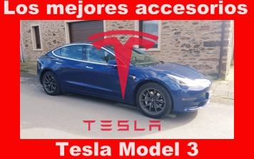 accesorios Tesla Model 3