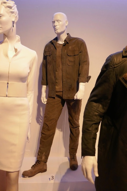 Harrison Ford Blade Runner 2049 Deckard costume