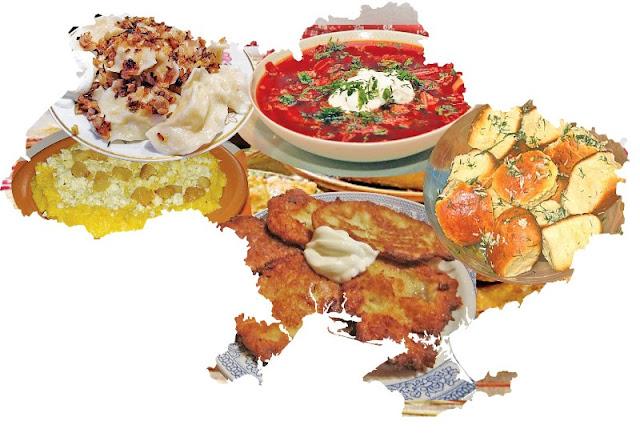 Мистецтво української кухні
