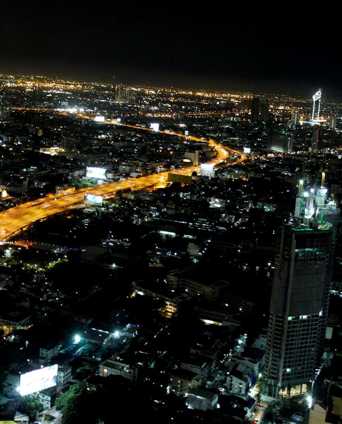Sky Bar Bangkok - The Wayfarer