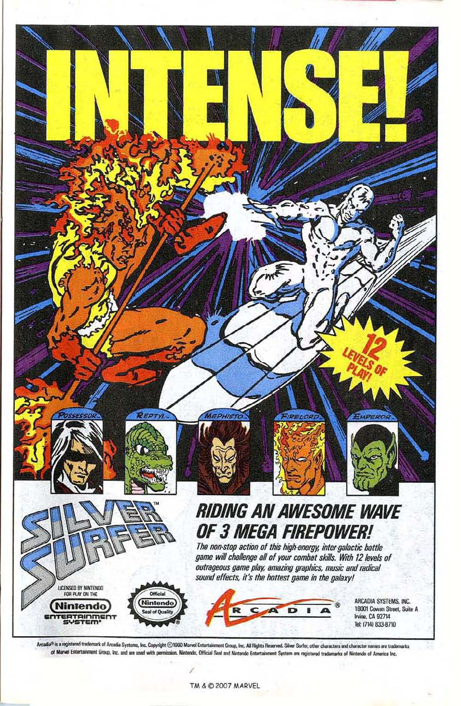 Read online Silver Surfer (1987) comic -  Issue #48 - 23