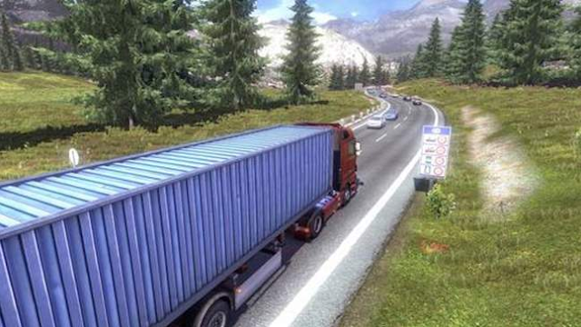 Download ETS 2 Versi Terbaru Full Version
