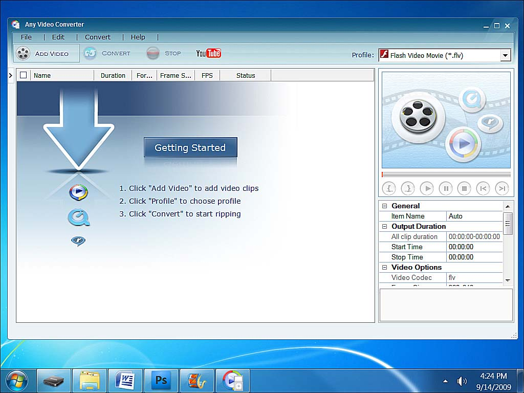 any dvd converter professional Archives