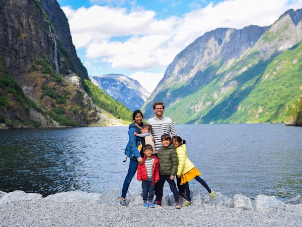 7 Reasons to Take Your Kids to Norway