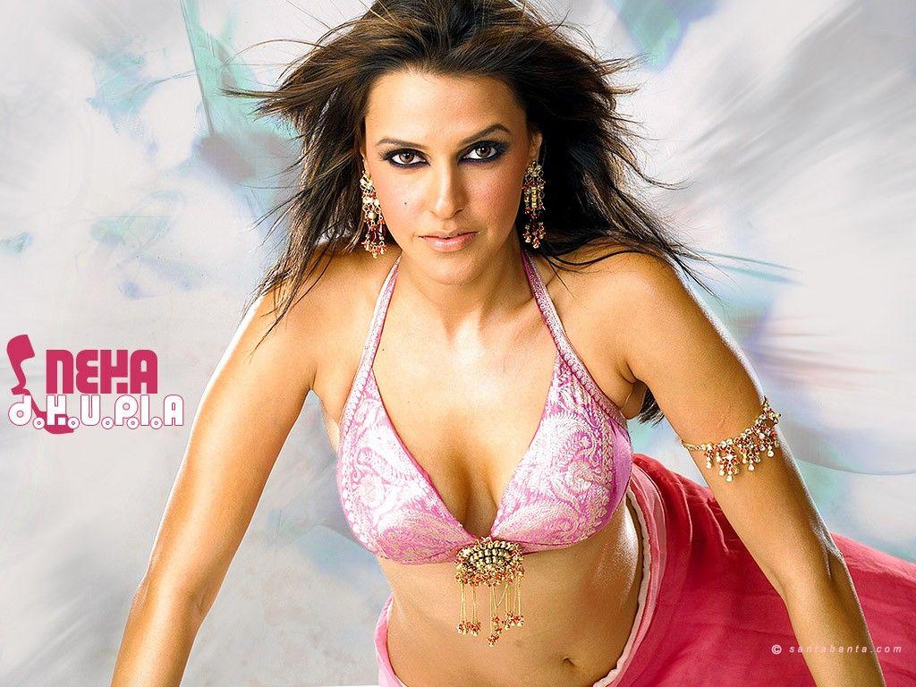 Neha Dhupia Hot In Bikini ~ Hot