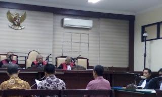 Minta Jalani Hukuman di Lapas Mojokerto, Umar Faruq : Agar Bisa Bantu Anak Kerjakan PR Sekolah