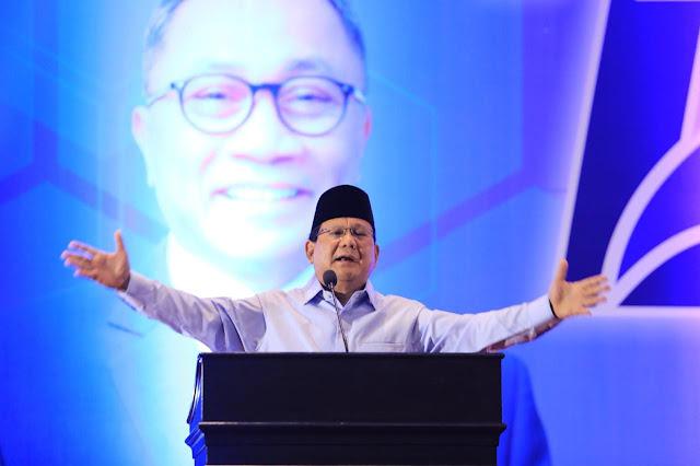 Prabowo: Saya Siap Jadi Alat Kepentingan Rakyat