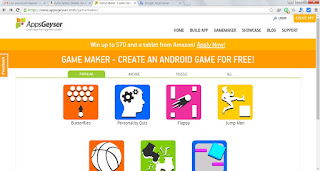 Membuat Game Android Tanpa Coding