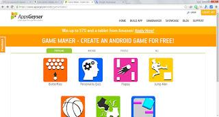 Membuat Game Android Tanpa Coding