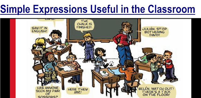 Useful Classroom Expressions| Speaking properly and as few words as you can in the classroom| Simple Expressions useful in the Classroom | Simple Conversations with the Children by the Teacher| How to Give Proper Instructions to the Children in the Classroom | Simple Expressions for Beginning the Class| How to give Instructions and ask for Information in the Classroom with Children| Expressions to Praise the children and correct them| Expressions that are mostly used by Teachers in their Regular Classrooms /2016/12/simple-useful-classroom-expressions-simple-conversations-how-to-give-instructions-praise-the-children-by-teacher.html