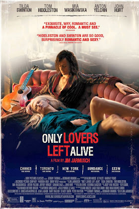 Amantes Eternos (Only Lovers Left Alive) - 2013