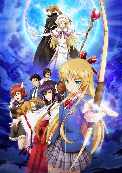 Isuca - Anime Isuca VietSub (2015)