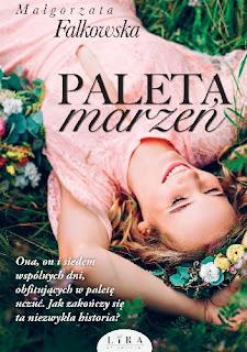 Paleta marzeń - Małgorzata Falkowska