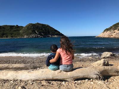 Instant détente sur la plage