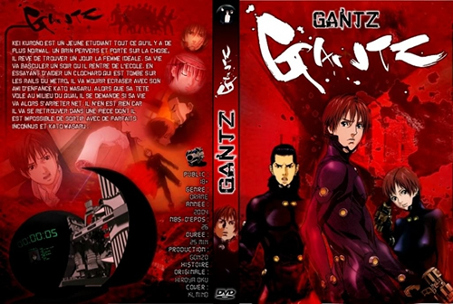 Gantz 1ª e 2ª Temporada Torrent - DVDRip