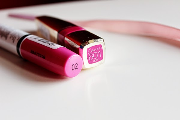 Cheap or not...That is the question! #1 Loreal vs. Bell lip tint SimplyTheBest Blog written and created by Ewa Sularz