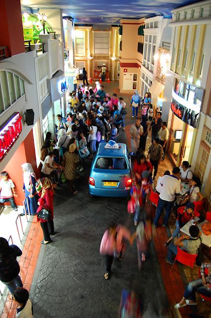 KidZania in Jakarta Indonesia