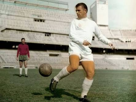 Lendas da Champions League: Ferenc Puskás