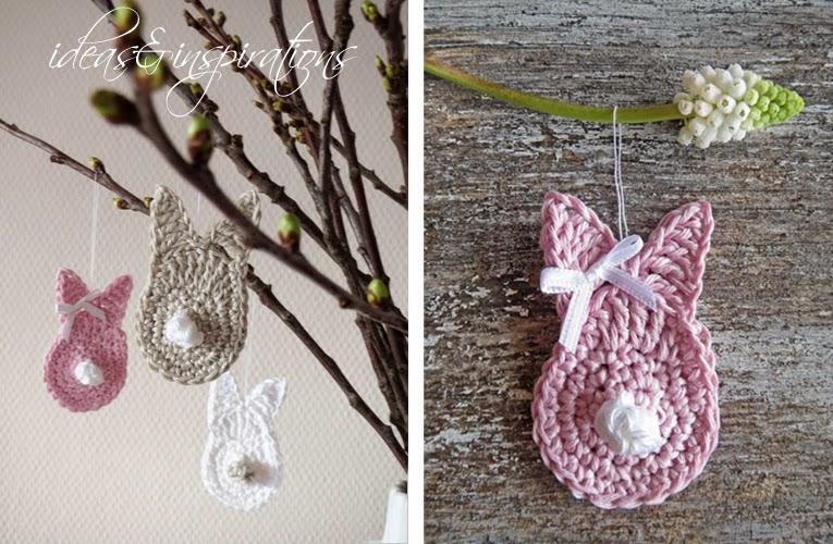 Ideas And Inspirations Diy Häkelhasen Crochet Bunnys