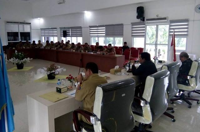 Bupati Labuhanbatu Terima Kunjungan Kerja Ketua Komisi II DPR-RI